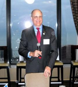 UTC Executive Director Stephen E. Schlickman.
