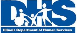 Illlinois Dept of Human Services Logo